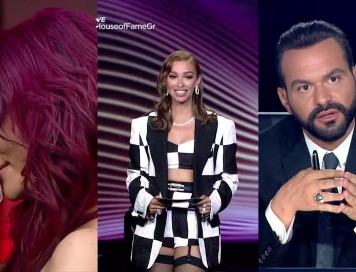 House of Fame Highlights (22/5): Η συγκίνηση της Καίτης Γαρμπή, οι ευχές στη Φουρέιρα και οι παίκτες που αποχώρησαν