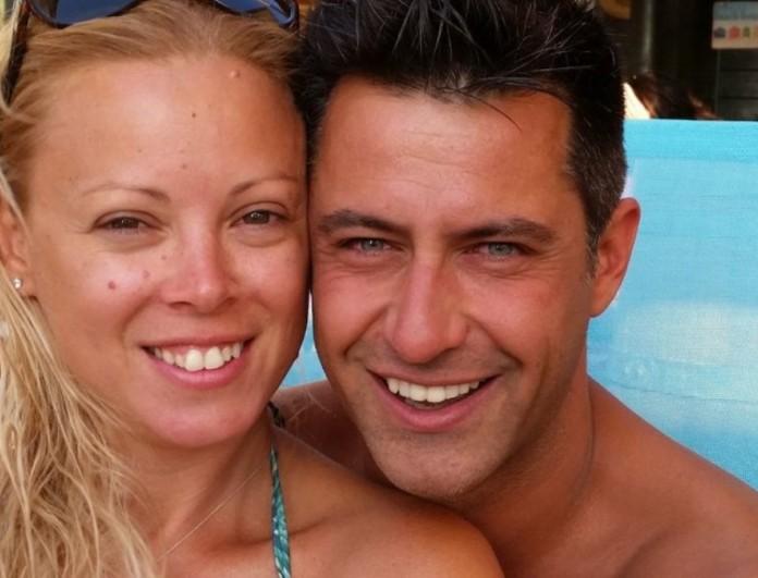 Κωνσταντίνος Αγγελίδης: Οι ευχές της συζύγου του για την γιορτή του - «Με υπομονή θα τα καταφέρουμε»