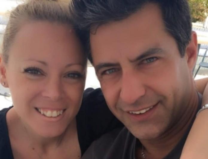 Κωνσταντίνος Αγγελίδης: Η φωτογραφία μέσα από το νοσοκομείο μετά την επέμβαση στα μάτια