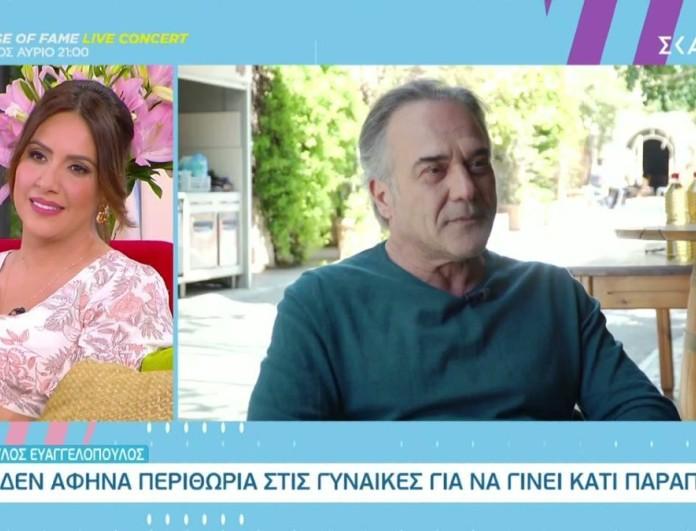 Παύλος Ευαγγελόπουλος: «Θα έχουμε καλό τέλος στο Έλα στη θέση μου»