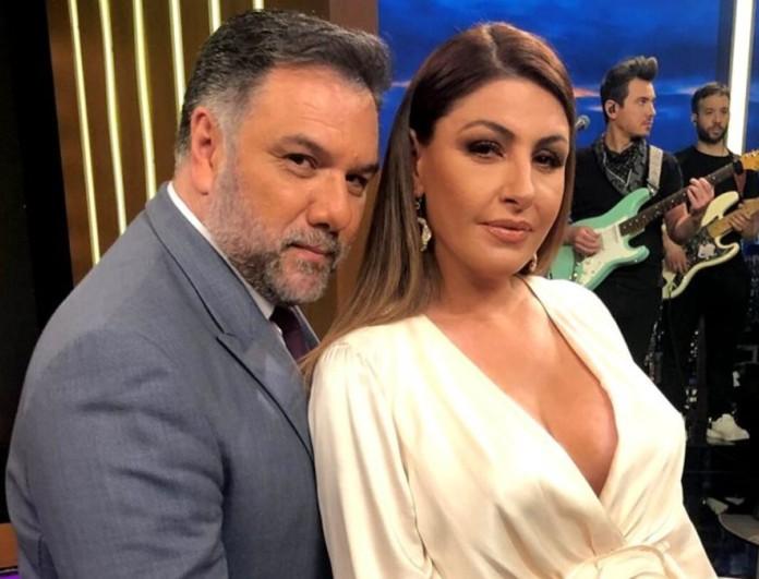 The 2night Show: Η Έλενα Παπαρίζου καλεσμένη του Γρηγόρη Αρναούτογλου