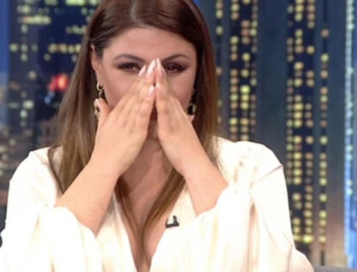Η αφοπλιστική απάντηση της Παπαρίζου για το bullying που δέχτηκε για τα κιλά της στην εμφάνιση στην Eurovision