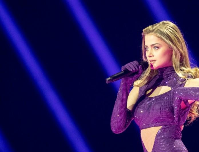 Στεφανία Λυμπερακάκη: Το πρώτο μήνυμα μετά τον τελικό της Eurovision