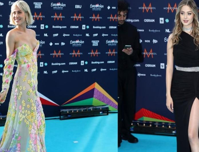 Eurovision 2021 looks