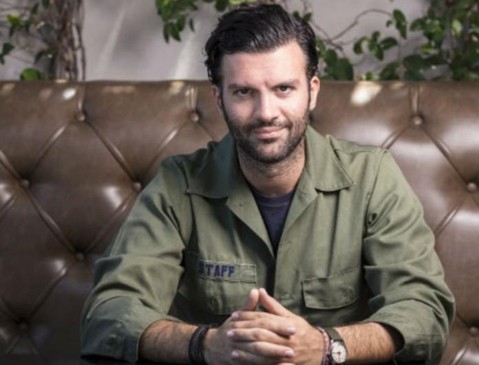 Γιώργος Παπακώστας: Μεταφέρθηκε στο νοσοκομείο μετά την φωτιά στο μαγαζί του