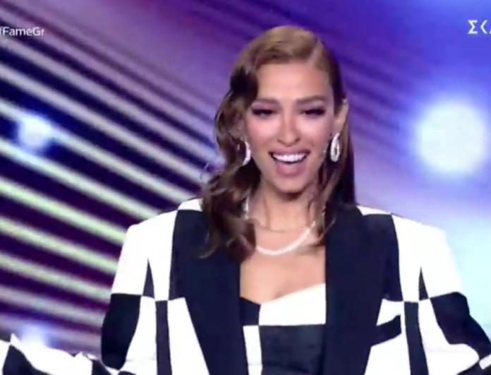 House of Fame: Οι ευχές των κριτών για την ονομαστική εορτή της Ελένης Φουρέιρα