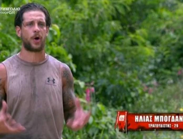 Survivor 4: Ξέσπασε ο Ηλίας Μπόγδανος εναντίον του Τζέιμς και του Νίκου
