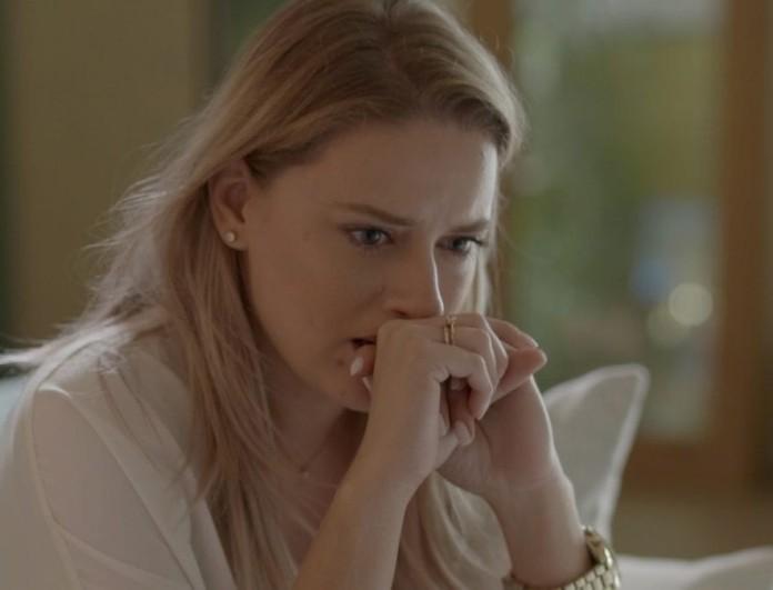 Ήλιος 5/5: Η  Αλίκη υποφέρει από τη συνειδητοποίηση ότι η γυναίκα που θεωρούσε φίλη είναι επικίνδυνη