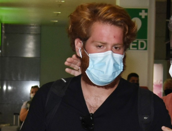 Survivor 4: Έφτασε στην Ελλάδα ο Τζέιμς Καφετζής
