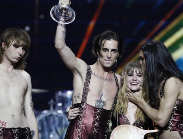 Eurovision 2021: Νικήτρια η Ιταλία - Στην 10η θέση η Ελλάδα