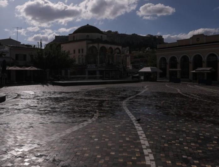 Καιρός 5/5: Μείωση της σκόνης - Νεφώσεις και βροχές σε σχεδόν όλη την χώρα