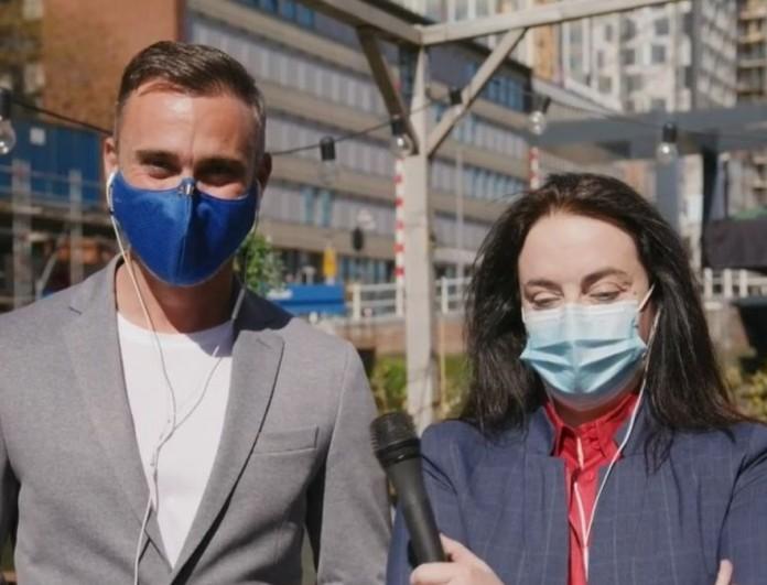 Eurovision 2021: Ο Γιώργος Καπουτζίδης αφιέρωσε τον Β΄Ημιτελικό στον Αγάθωνα