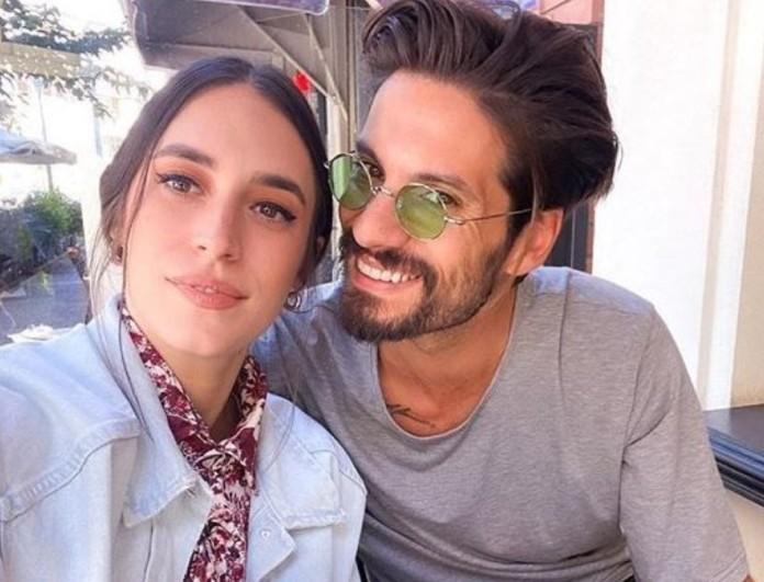 Γιώργος Καράβας: Οι ευχές της συζύγου του, Ραφαέλλας, για την ονομαστική του εορτή