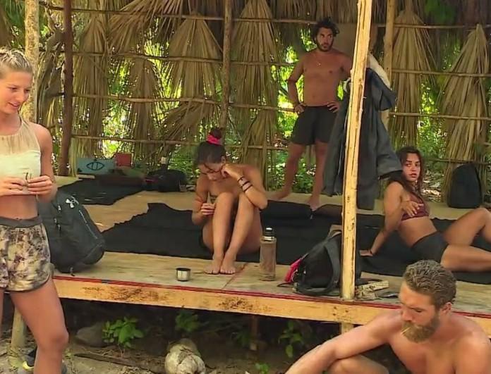 Survivor 4: Μεγάλη ένταση ανάμεσα σε Καρολίνα, Ελένη και Κόρο