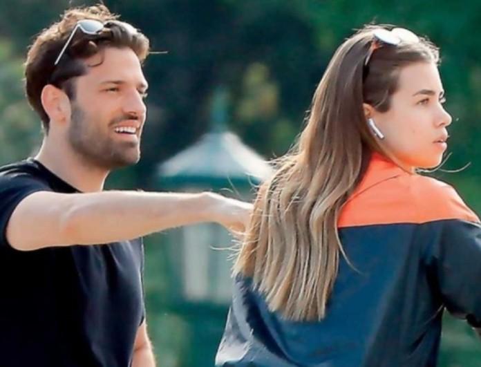 Επανασύνδεση για τον Κωνσταντίνου Αργυρό και την Αλεξάνδρα Φωτοπούλου μετά το χωρισμό τους