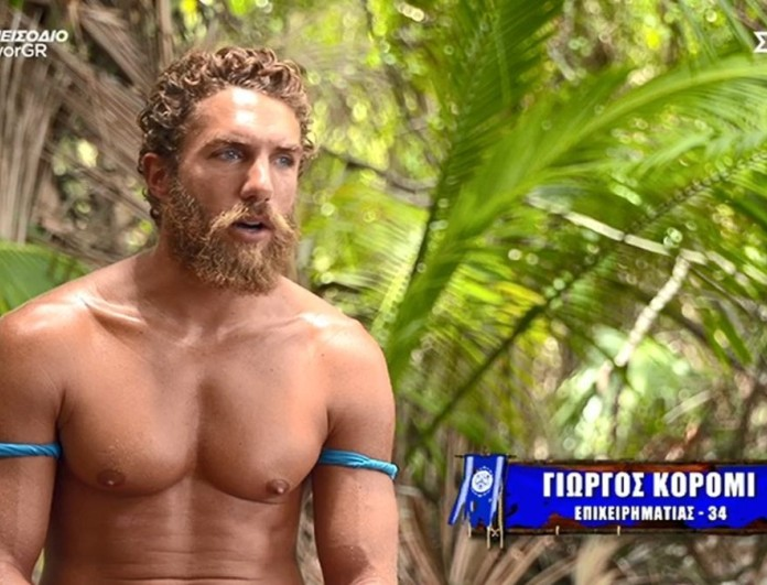 Survivor 4: Ενοχλημένος ο Κόρο - «Την Καρολίνα την ενοχλεί όταν χάνει από την Ελένη...»