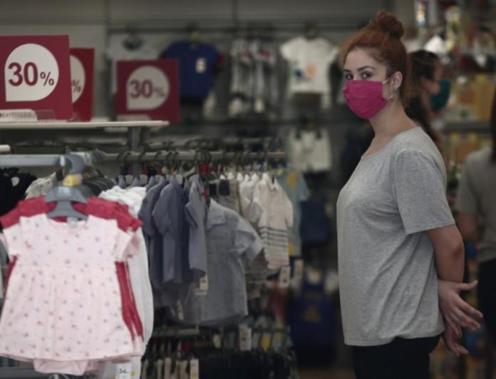 Κορωνοϊός: Ποια καταστήματα είναι ανοιχτά τις δύο επόμενες Κυριακές