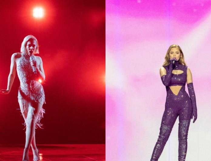 Eurovision 2021: Ολοκληρώθηκε με επιτυχία η πρώτη γενική πρόβα της Ελλάδας και της Κύπρου