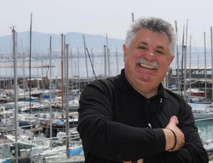Λευτέρης Λαζάρου: «Δεν γίνεται μετά από 57 χρόνια μαγειρικής τέχνης να βλέπω MasterChef»