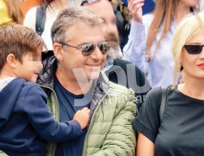 Ξανά με τον Γιώργο Λιάγκα η Φαίη Σκορδά μετά τον χωρισμό της από τον Νίκο Ηλιόπουλο;