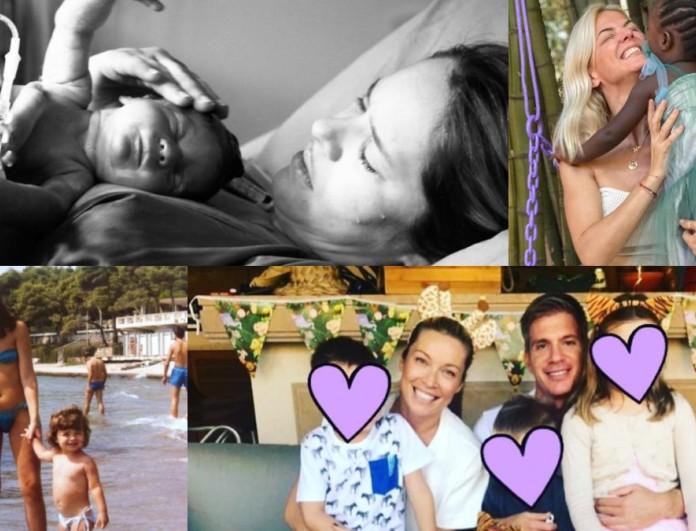 Γιορτή της μητέρας: Οι τρυφερές αναρτήσεις των celebrities για τις μανούλες τους