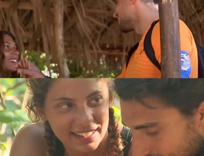 Survivor 4: Πρόταση γάμου από τον Σάκη στην Μαριαλένα στον τελικό του Survivor;