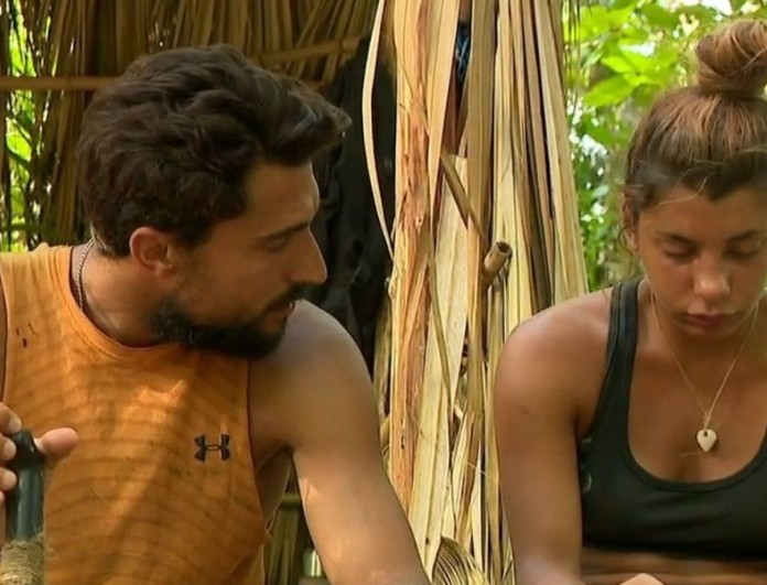 Survivor 4 - αποκλειστικό: Δεν έκλεισε μάτι η Μαριαλένα - Τι συνέβη το βράδυ στην καλύβα