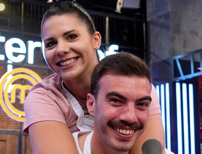MasterChef 5: Νικητές της δοκιμασίας η Μαρίνα και ο Αλέξανδρος