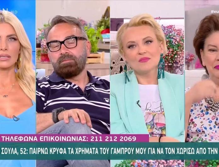 Αποκλειστικό: Σφαγή μεταξύ Τζωρτζέλας Κόσιαβα και Μάρας Μεϊμαρίδη στο Open