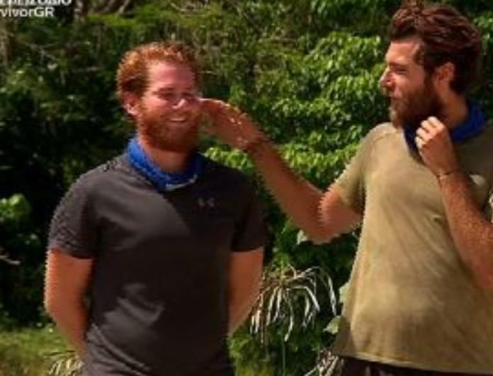 Survivor 4: Καφετζής και Μπάρτζης ο...Ντάνος του Survivor!