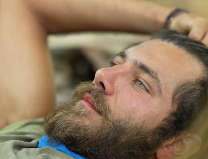 Survivor 4 - έκτακτο: Στο νοσοκομείο αυτή την στιγμή ο Νίκος Μπάρτζης