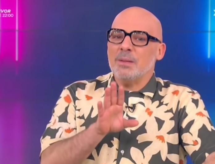 Νίκος Μουτσινάς: Το σχόλιο του μετά την αποχώρηση του Τζέιμς - «Κι άλλοι θα μπορούσαν να αποχωρήσουν»
