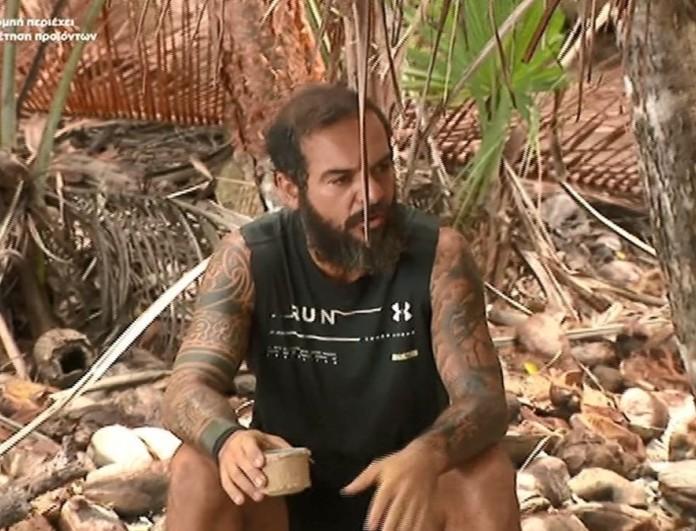 Survivor 4 - Ντάφι: «Τεράστιος μάγκας ο Κόρο»