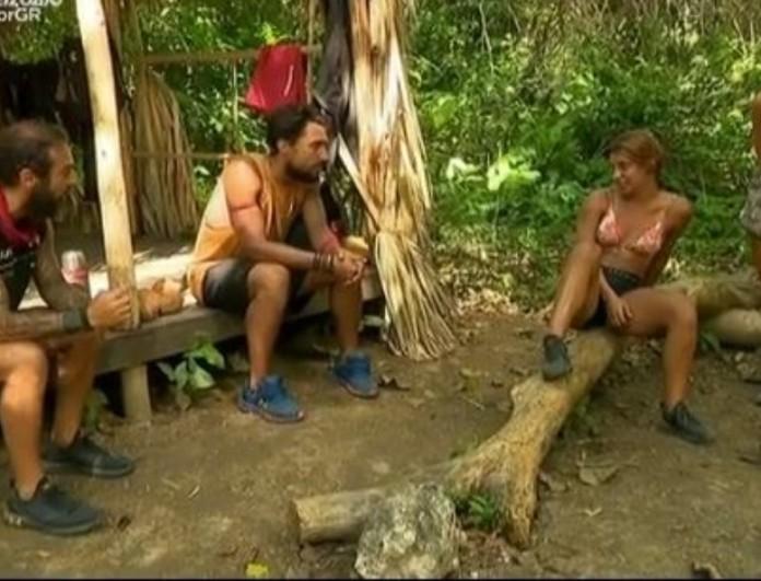Survivor 4: Ο Ντάφυ έδωσε στεγνά τον Σάκη: