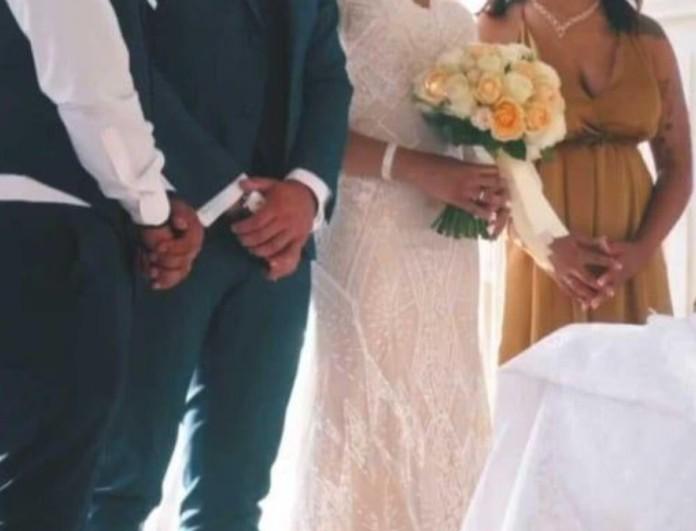 Παντρεύτηκε πρώην παίκτης του Power of love