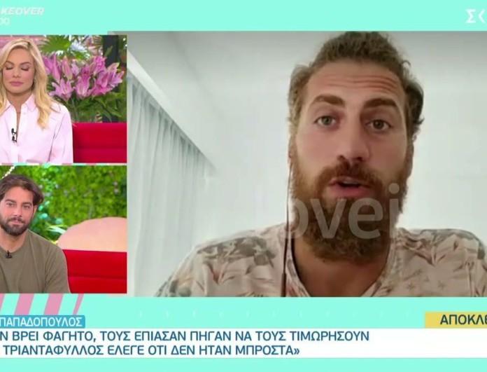 Survivor 4 - Παπαδόπουλος: