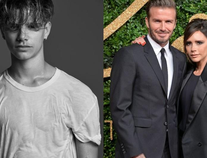 Ρομπέο Μπέκαμ: Μπαμπάς για πρώτη φορά ο 18χρονος γιος του Ντέιβιντ και της Βικτώρια;
