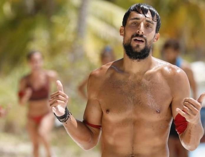 Survivor 4: Όταν ο Σάκης Κατσούλης πόζαρε σε ρόλο μοντέλου