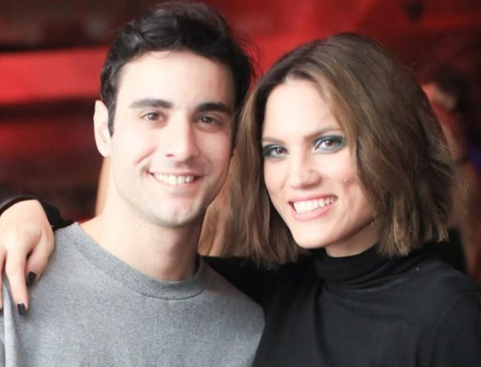 Μαίρη Συνατσάκη: Το σχόλιο κάτω από φωτογραφία του Ίαν Στρατή μετά τις φήμες περί σχέσης