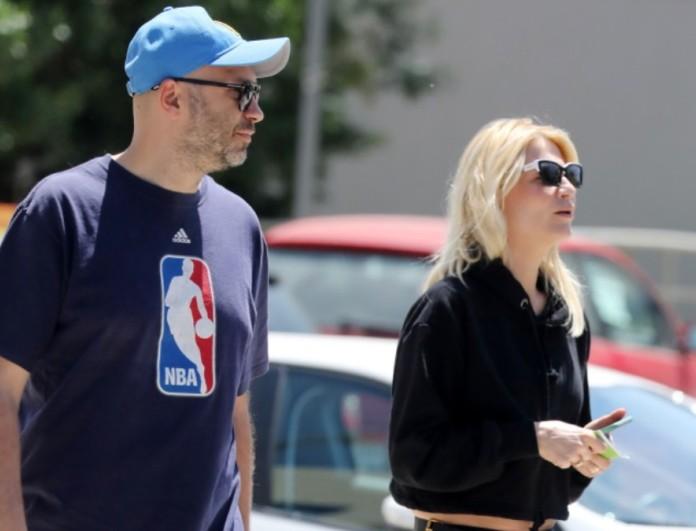 Βόλτα με την μηχανή Φαίη Σκορδά και Νίκος Ηλιόπουλος