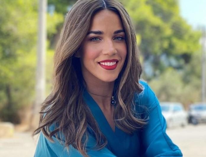 Κατερίνα Στικούδη: Το πρώτο βίντεο με την φουσκωμένη της κοιλίτσα