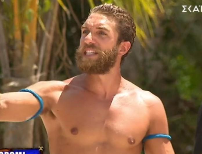 Survivor 4: Ο Γιώργος Κόρομι απειλεί την παραγωγή πως θα αποχωρήσει