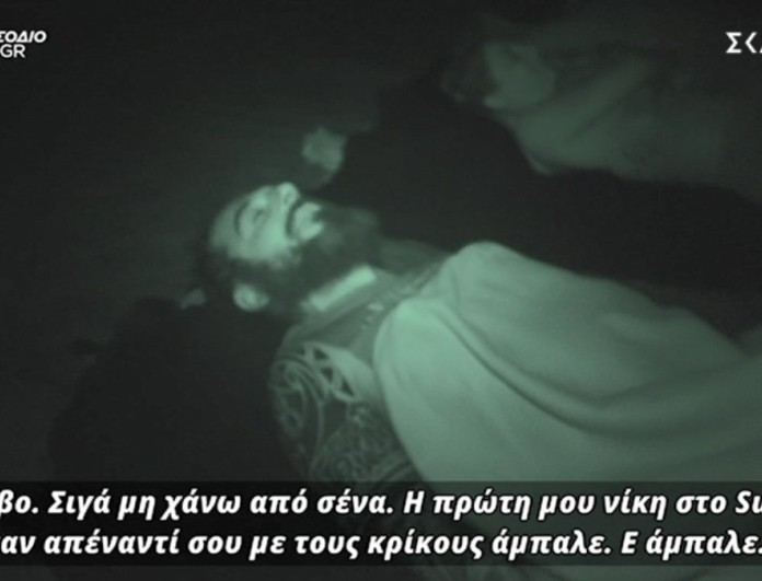 Survivor 4 - Ντάφι σε Ασημακόπουλο: «Σιγά μη χάνω από σένα, άμπαλε!»