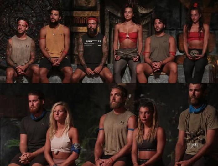 Survivor 4: Ανατροπή στα στατιστικά μετά την αποχώρηση του Τζέιμς Καφετζή