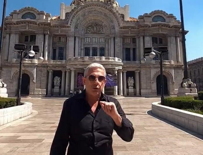 Εικόνες: Ο Τάσος Δούσης συνεχίζει το ταξίδι του στο Μεξικό