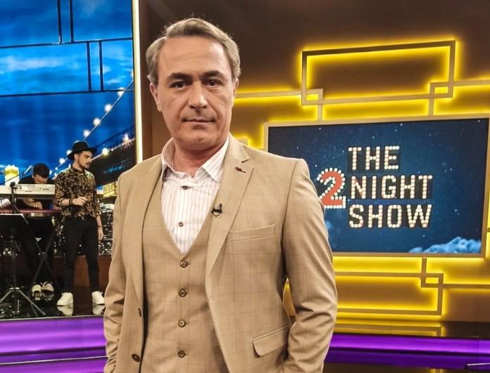 Θανάσης Κουρλαμπάς - The 2night Show: «Μετά το θάνατο του πατέρα μου υπήρχε και ένα άγχος για τα οικονομικά»
