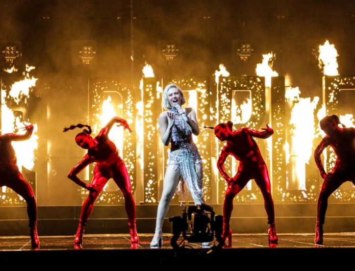 Eurovision 2021: Χαμός με την δεύτερη πρόβα της Έλενας Τσαγκρινού