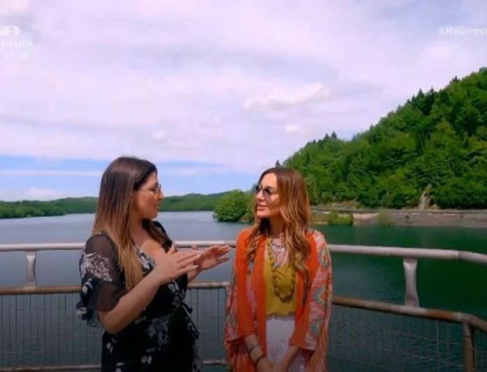 Δέσποινα Βανδή: «Φοβόμουν να πάω στη Eurovision και να έχω στην πλάτη μου όλη την Ελλάδα»