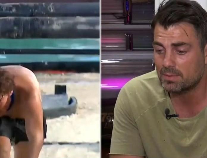 Ο Στέλιος Χανταμπάκης σχολιάζει τους παίκτες του Survivor 4