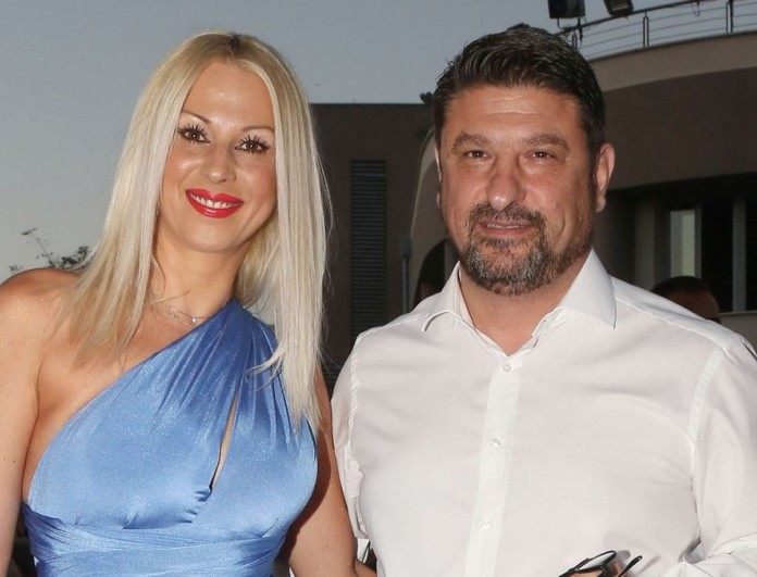 Νίκος Χαρδαλιάς: Εμπρηστικές επιθέσεις στις επιχειρήσεις της συζύγου του